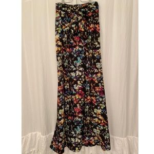 Floral Xhiliration Dress Size Medium